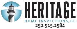 Heritage NC Home Inspections Logo